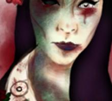 Beauty Queen  Sticker