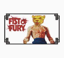 Hotline Miami- Fists of Fury Shirt by Trollokiin