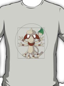 Vitruvian Smeargle T-Shirt