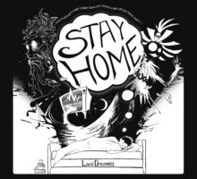 Lucid Dreaming - Stay Home by patrick womble