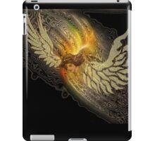 The Angel cometh'... iPad Case/Skin