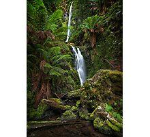 Quaille Falls Photographic Print