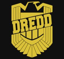 Dredd Badge by CarloJ1956
