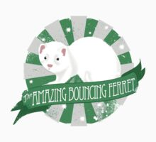 Bouncing Ferret Tee by visualdestini