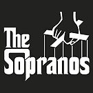 The Sopranos Logo (The Godfather mashup) by Aguvagu
