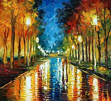 COLOR REFLECTIONS by Leonid  Afremov