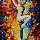 REFINEMENT by Leonid  Afremov