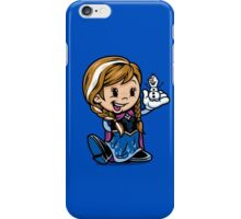 Vintage Anna iPhone Case/Skin