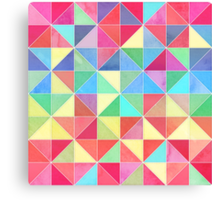 Rainbow Prisms Canvas Print