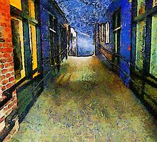 Universe Alley by RC deWinter
