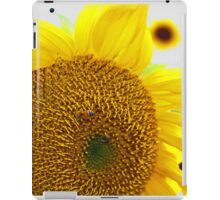 Sunflowers in the Sun iPad Case/Skin