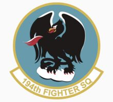 194th Fighter Squadron by VeteranGraphics
