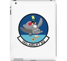 183rd Airlift Squadron iPad Case/Skin