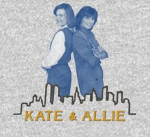 Kate & Allie by RobC13