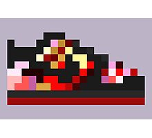 8-bit Kicks (Pushead) Photographic Print