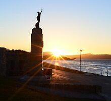 Liberation Memorial by Jess McPhee