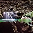 Natural Arch - Gold Coast Qld Australia by Beth  Wode