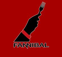 Fannibal Fork - red by JennK777