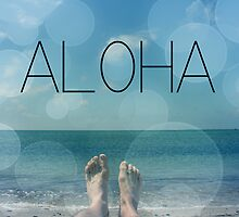 aloha  by motiashkar