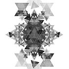 Geometric Triangle Design by 7vci