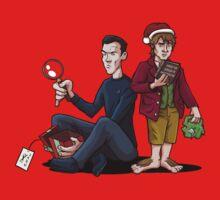 A Very Sherlockian Christmas Kids Clothes