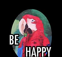 Be Happy - Samsung by PhoneCase
