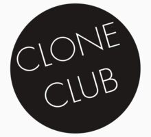 Clone Club by Amy Bouchard