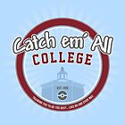 Catch 'em All College by thehookshot