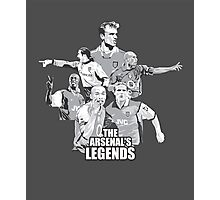 The Arsenal's Legends Photographic Print