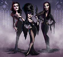 Mistresses of Darkness by SavannahSparrow