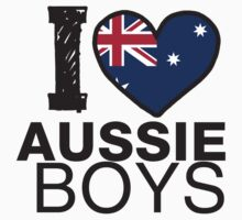 I Heart Aussie Boys by eatsleepbreathe