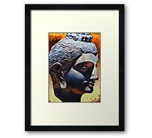 Relic The Profile Framed Print