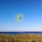 Beach UFO by Philip DeLoach
