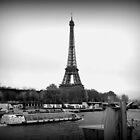 Paris Scene by Moonpebble