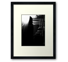 Tall as Towers Framed Print