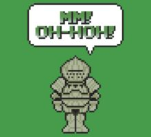 Siegmeyer of Pixelrina by vgjunk