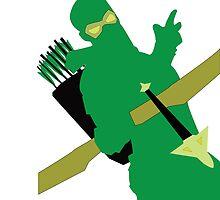 Green Arrow by DCzartoryski