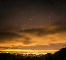 Yellow Sky by IOBurque