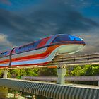 Monorail by Ron LaFond