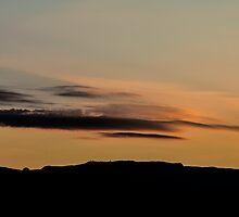 Sunset Sandias by IOBurque