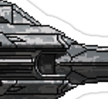Stealth Cruiser - Type B Sticker