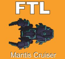 Mantis Cruiser - Type B by bobattackman