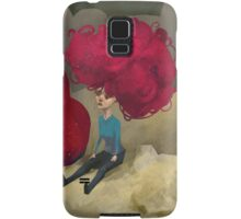 The Girl and the Troll Samsung Galaxy Case/Skin