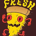 Fresh Pizza by Peachmunkey