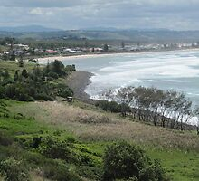 Lennox Head by John Vriesekolk