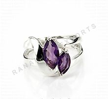 Wholesale Gemstones ring,  Wholesale Silver Jewelry RER70 by Rocknarendra