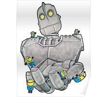 Iron minion Poster