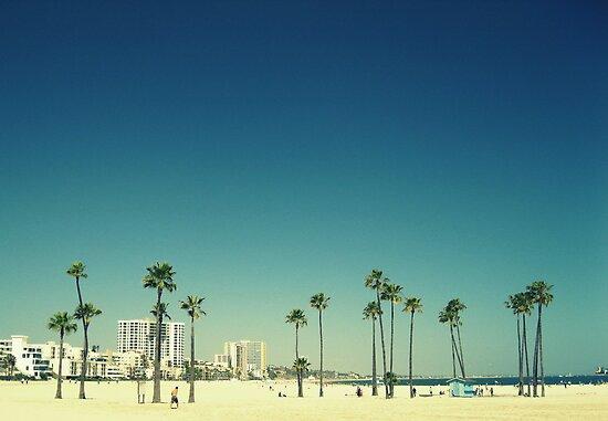 Summer Beach Blue by RichCaspian