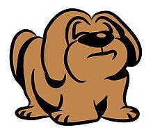 snooty dog by Motiv-Lady