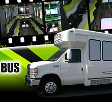 Party Limousine Bus Service in Maryland by Americaneagle